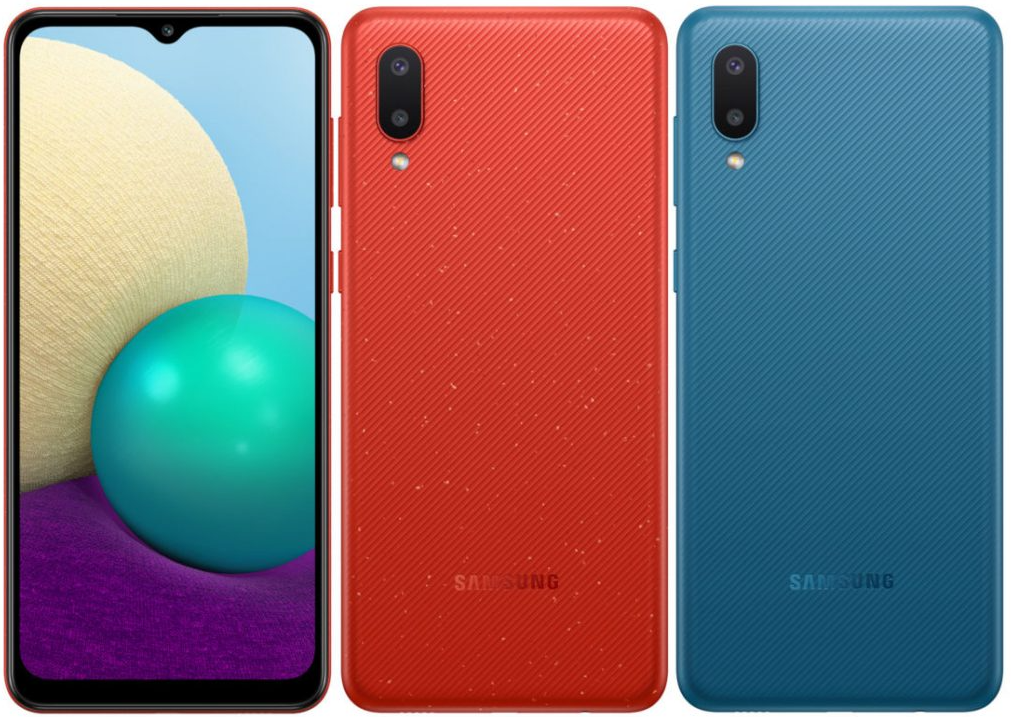 Samsung Galaxy A02 with 6.5-inch display and dual cameras launched