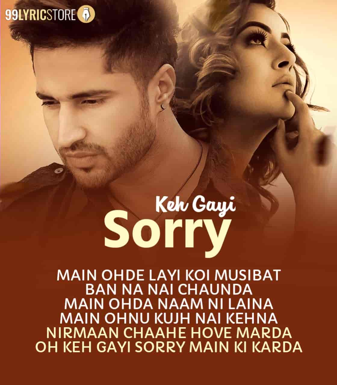 Keh Gayi Sorry Song Images By Jassie Gill