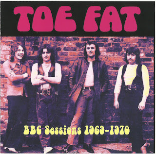 Toe Fat - BBC Sessions (1969-70 uk, splendid hard bluesy rock, 2013 release)
