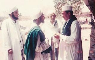 Habib Ali al-Jufri, Habib Umar bin Hafidz dan habib Hasan baharun
