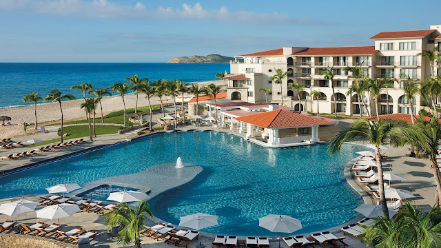 Dreams Los Cabos Suites Golf Resort & Spa is a AAA Four Diamond Resort that captures the beauty and elegance of traditional, colonial Mexican design, set along the sparkling Sea of Cortez, surrounded by eight championship golf courses.