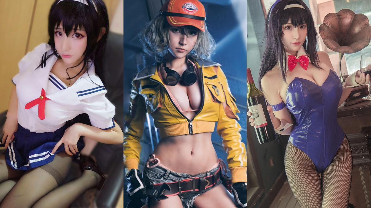 sexiest cosplay photos