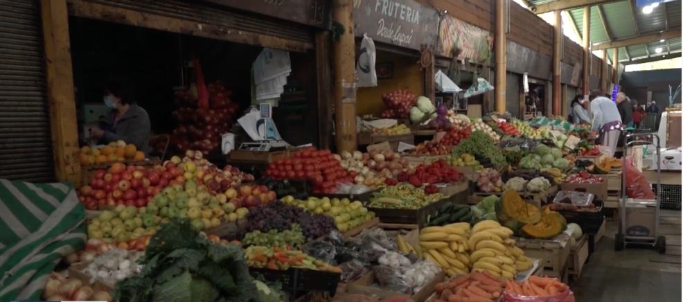 Feria libre de Osorno