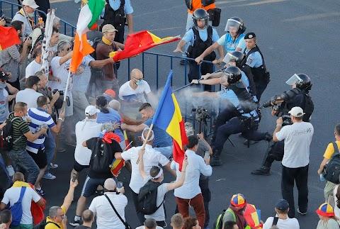Engedélyezte Bukarest főpolgármesteri hivatala a román diaszpóra kormányellenes tüntetését