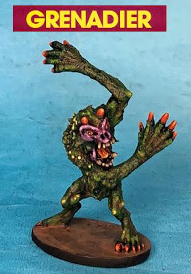 Kadastraal spreader of the plagues, Grenadier Models