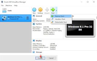 تحميل برنامج VM VirtualBox لتجربة وتشغيل البرامج