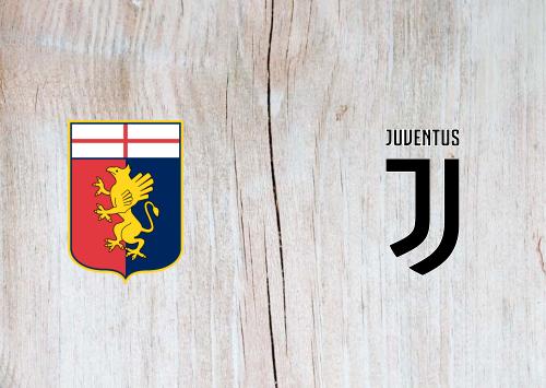Genoa vs Juventus -Highlights 30 June 2020