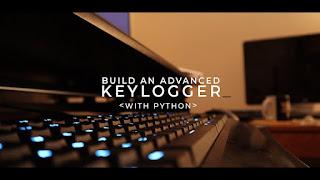 Keylogger in Python