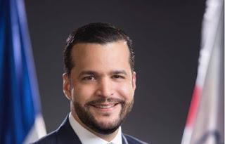 Rafael Paz, único caribeño seleccionado miembro del Foro Económico Mundial