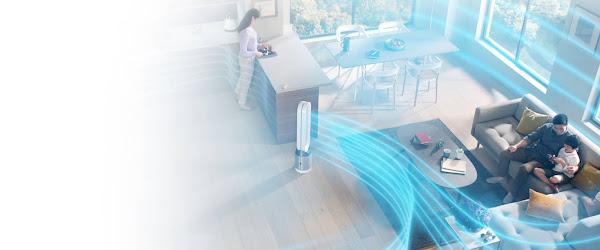 Dyson Pure Cool™: O melhor aliado para manter o ar da sua casa saudável e fresco
