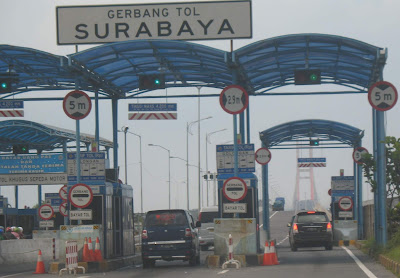 Hari ini Jembatan Suramadu GRATIS.