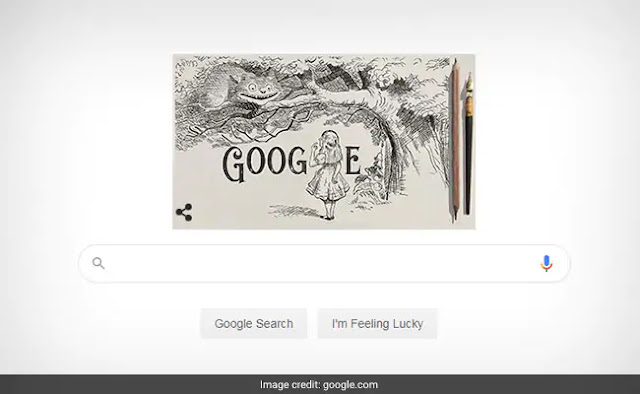 Google Doodle Celebrates the 200th Anniversary of the Birth of Illustrator Sir John Tenniel