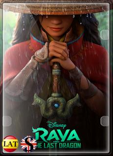 Raya y el Ultimo Dragón (2021) WEB-DL 1080P LATINO/INGLES