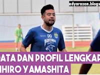 Biodata dan Profil Lengkap Kunihiro Yamashita