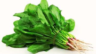 Manfaat Makanan Yang Mengandung Khasiat Asam folat