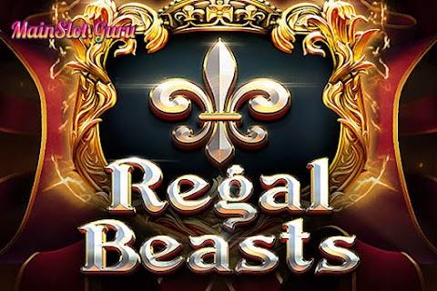 Main Gratis Slot Regal Beasts (Red Tiger Gaming)   96.00% RTP