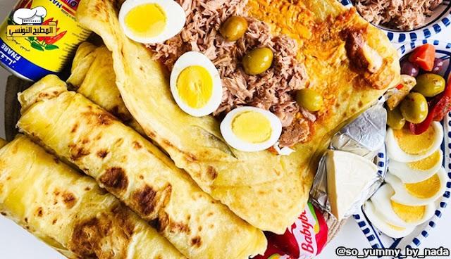 طريقة تحضير خبز ملاوي