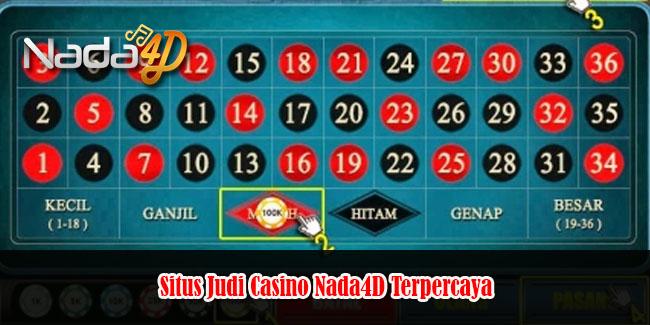 Situs Judi Casino Nada4D Terpercaya