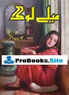 Maile Log Novel By Tadeeb Akhtar