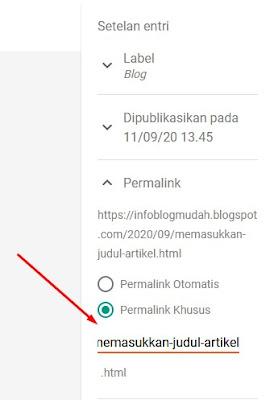 Cara Membuat Postingan di Blogger