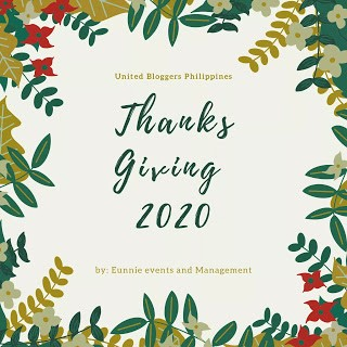 It's UBP's 5th Year-end Thanksgiving time!