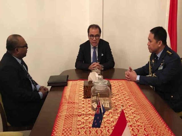 Kantor Penghubung Jakarta Sosialisasikan Papua Update di Selandia Baru