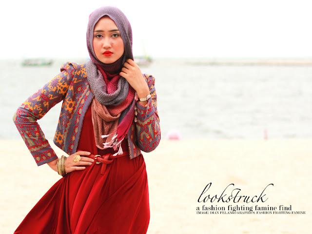 Bidadari Industri Fesyen Muslim
