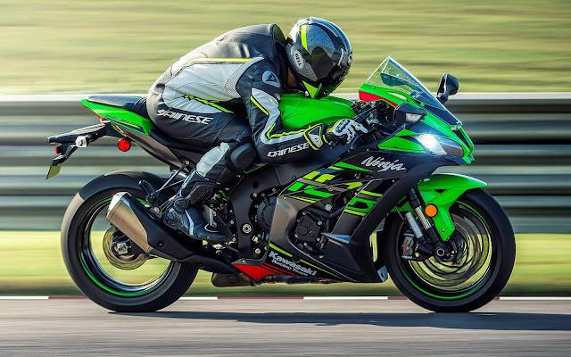 Kawasaki Ninja ZX-10R 2020 Standard chega por R$ 73.990
