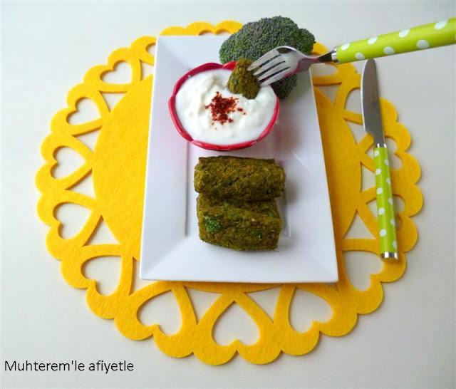 Broccoli Croquet