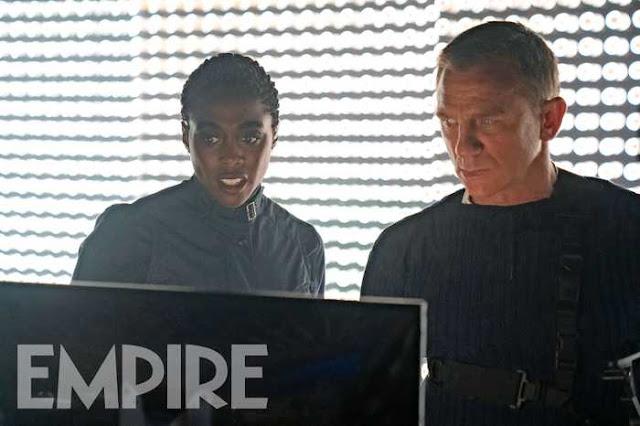 A Empire divulgou novas imagens de 007 - Sem Tempo para Morrer