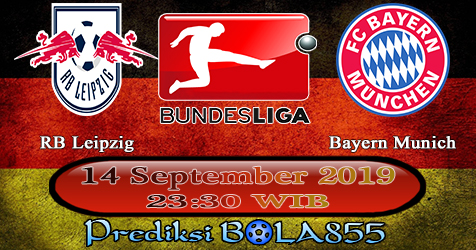 Prediksi Bola855 RB Leipzig vs Bayern Munich 14 September 2019