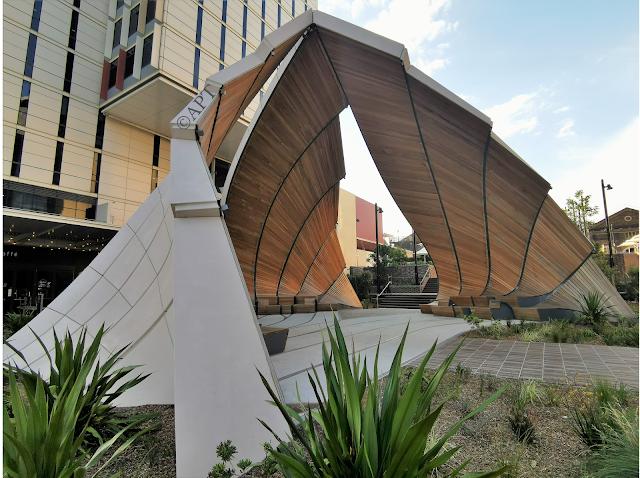 The Pavilion by Chris Fox | Eveleigh Public Art