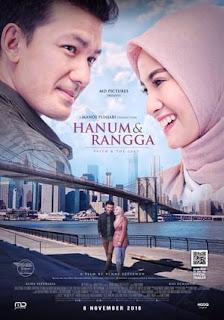 Download Film Hanum & Rangga: Faith & The City (2018) Full Movie