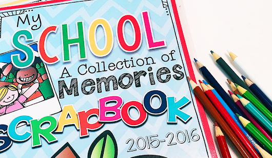 End of the Year Memory Books