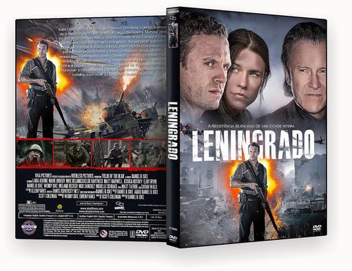 CAPA DVD – Leningrado Dublado – ISO