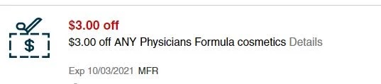 $3.00/1 Physician's Formula Mystery Coupon Offer (ALL CVS Couponers)
