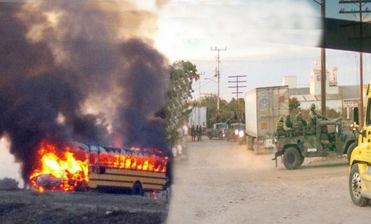 """Serían """"Los Chimalis"""" de Los Chapitos llevaban las """"trocas"""" la marca """"X"""" intentando recuperar la plaza a Los Dámaso"""