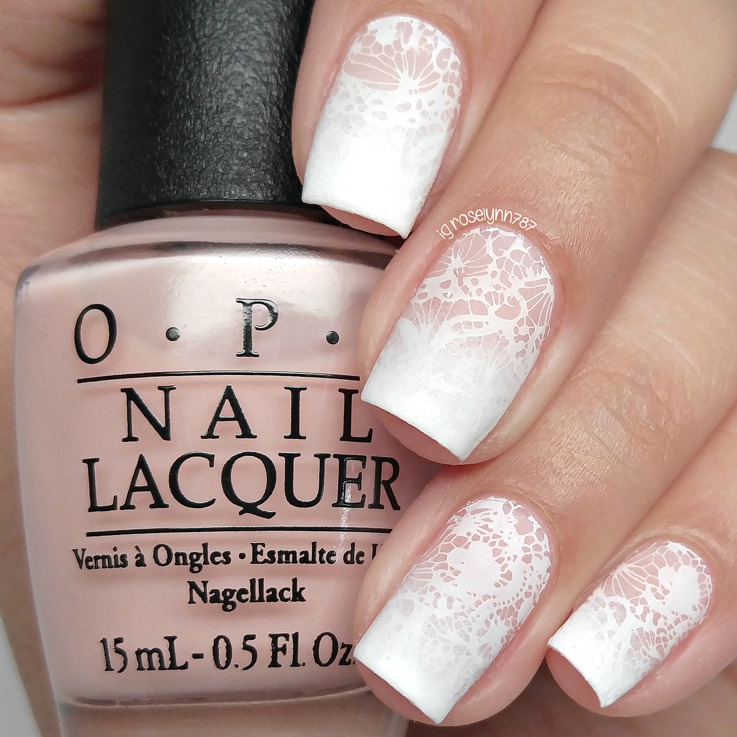Stamping Saturday Week 1 | Crumpet Nail Art Challenge - Wedding ...