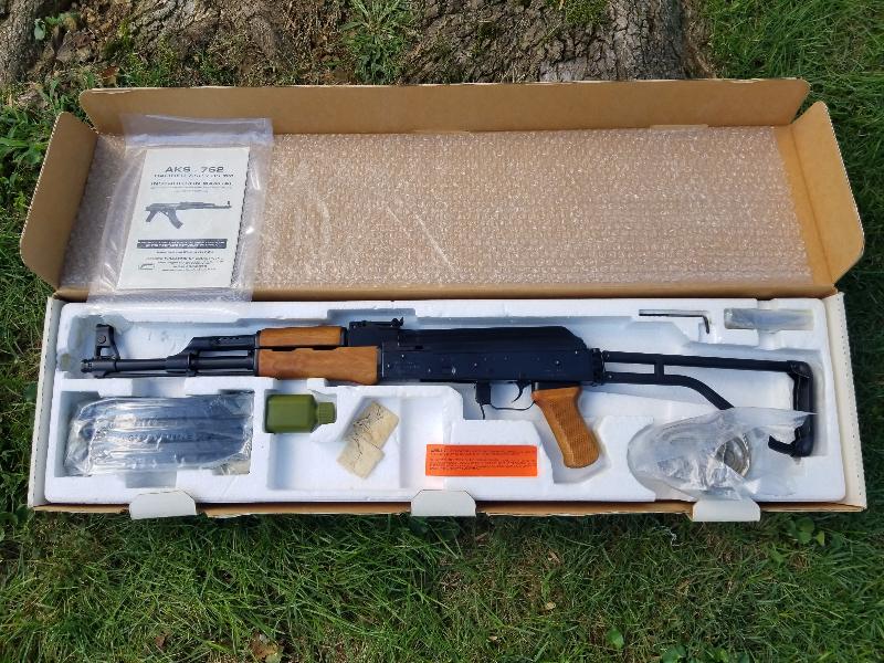 The Chinese AK-47 Blog: Polytech Galil Side-Folder, AKS-7 62