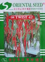 jual benih cabe or twist 42,cabe or twist 42,benih cabe,budidaya cabe,lmga agro