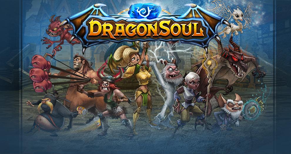 Dragon Soul apk android, pc et ios