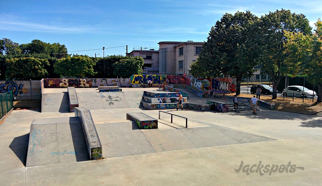 Skatepark Melun