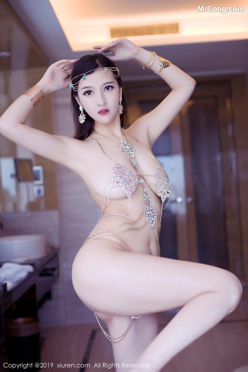 Image XIUREN-No.1409-Alina-MrCong.com-001 in post XIUREN No.1409: 双笙Alina (46 ảnh)