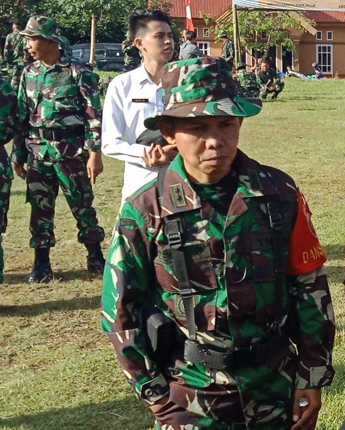 Dandim 1424/Sinjai, Semangat Gotong Royong di TMMD,  TNI Bersama Masyarakat Membangun Bangsa