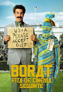 Borat: Fita de Cinema Seguinte - HDRip Dual Áudio