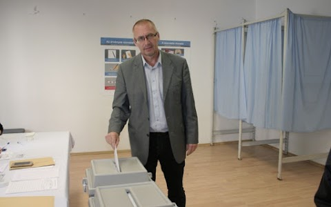 Dr. Áldozó Tamás (FIDESZ-KDNP) Pápa polgármestere