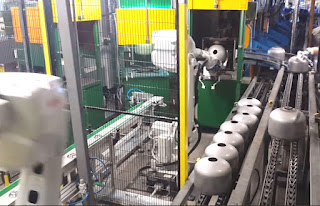 Makina Besleme Robotu
