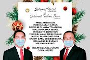 CSWL Bantu Polda Sulut Jaga Kemanan Dan Kesehatan Warga