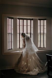 pre bridal portrait