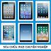 Trường hợp cần phải thay vỏ iPad Mini 3 chính hãng